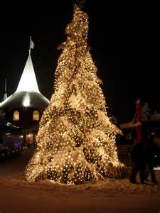 file christmas tree at santa claus village jpg