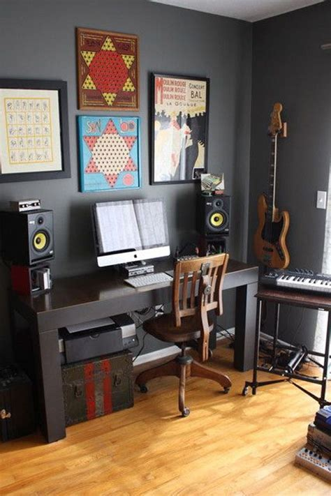 bedroom music studio setup 25 best ideas about music bedroom on pinterest music