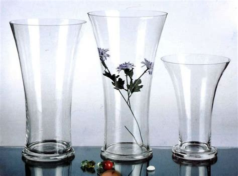 centerpiece clear wholesale glass vases antique vases