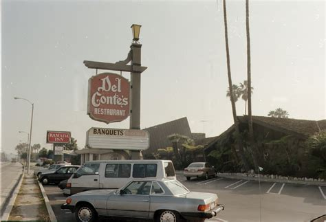 Restaurants On Pch - del conte s in torrance kept its customers happy for three decades south bay history
