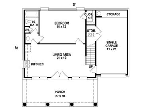 shop floor plans with living quarters carriage house plans 1 story carriage house plan with