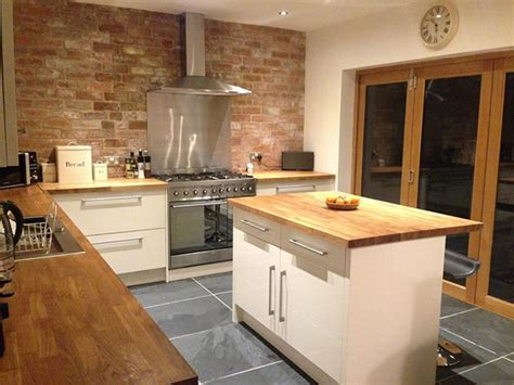Kitchen Islands Uk Creating Bespoke Hardwood Worktops For Kitchen Islands Worktop Express Information Guides