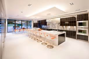 Luxury Modern Kitchen Designs by Luxury Mansion In London Idesignarch Interior Design