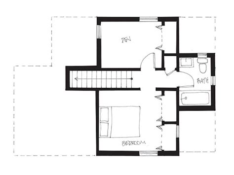 home design for 450 sq ft 750 sq ft 2 bedroom 2 bath garage laneway small house