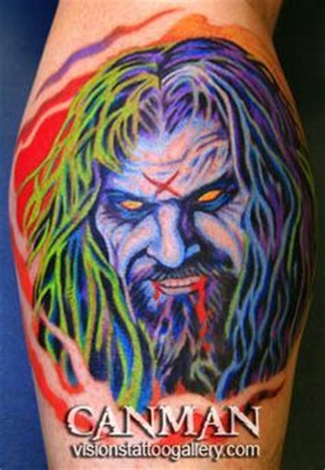 rob zombie tattoos 31 best rob tattoos images on rob