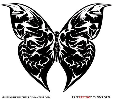 tribal butterfly tattoo images butterfly gallery