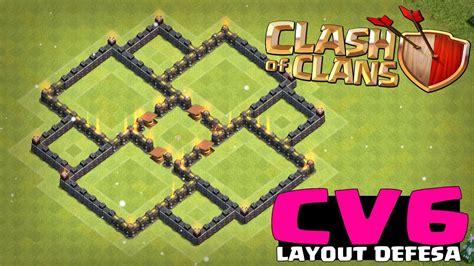 layout batman cv 6 layout 201 pico de defesa cv6 youtube