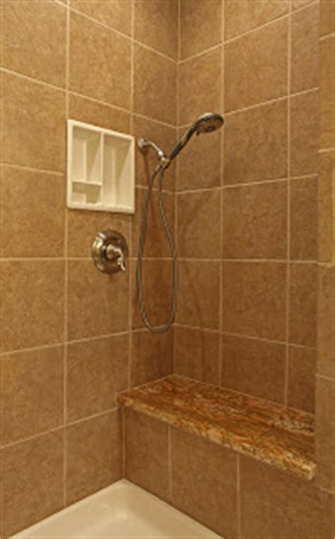 5 Foot Shower Base by Large Tile Shower Designs Studio Design Gallery