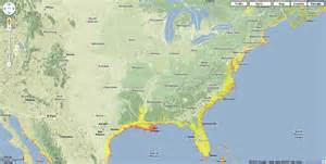 map of us after sea level rise earth s coastlines after sea level rise 4000 ad image 2