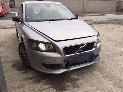 silver 1 6l 2009 volvo c30 1 6d se sport manual parts grangebellew drogheda county louth ireland