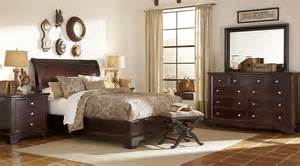 whitmore cherry 5 pc platform bedroom bedroom sets