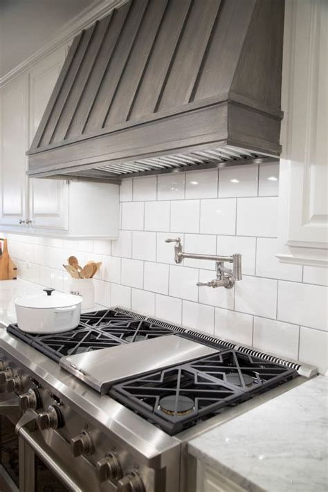 Remodeling Kitchens Ideas covered range hood ideas kitchen inspiration joanna
