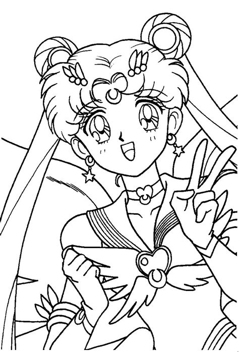 sailor moon coloring pages eternal sailor moon coloring page sailor moon coloring
