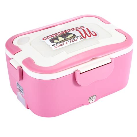 original 1 5l electric food heating lunch box 304 food