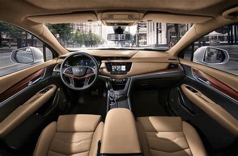 2020 cadillac xt5 interior 2020 cadillac xt6 to feature identical interior to xt5