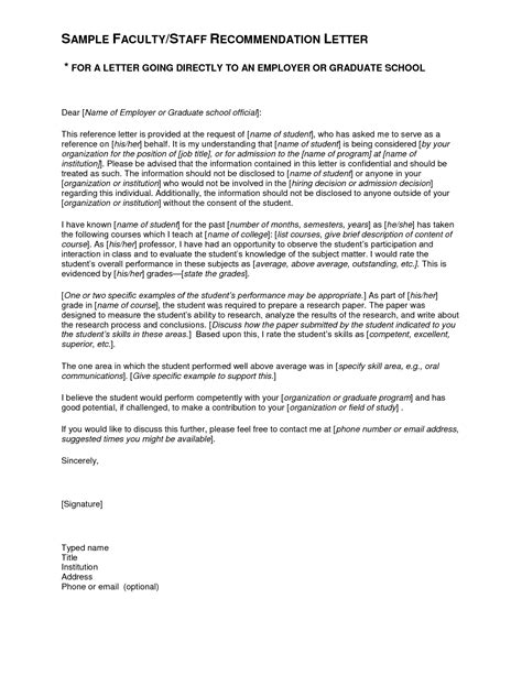 Sample Recommendation Letter For Student Bbq Grill Recipes
