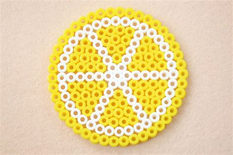 easy perler bead ideas perler bead lemon coasters family crafts