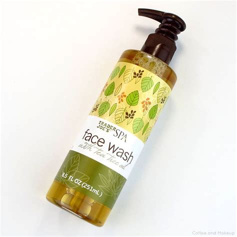 Wash Refreshing Blue For Acne Skin trader joe s spa wash with tea tree review