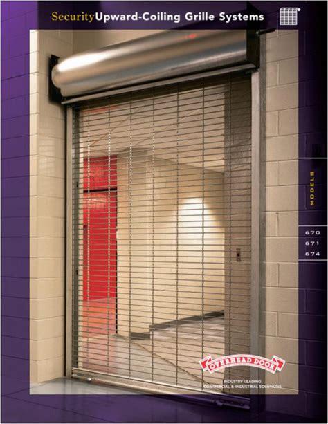 Security Doors Finest Doorman Blog Loading Dock New Jersey Overhead Security Door