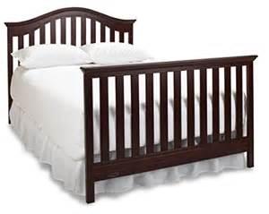 Graco Metal Crib by Graco Bryson 4 In 1 Convertible Crib Espresso Furniture