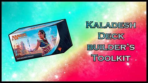 Deck Builder S Toolkit by Mtg Kaladesh Deck Builder S Toolkit