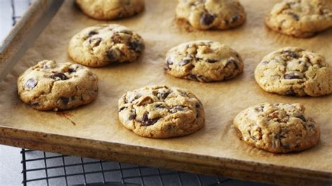 Classic Chocolate Chip Cookies classic chocolate chip cookies recipes food network uk