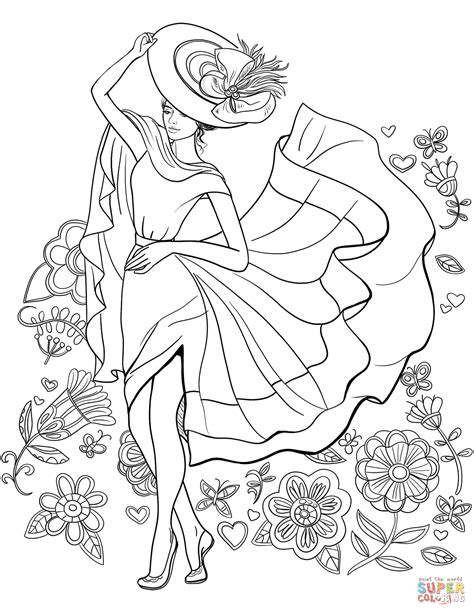 pin up coloring book pin up coloring page free printable coloring pages