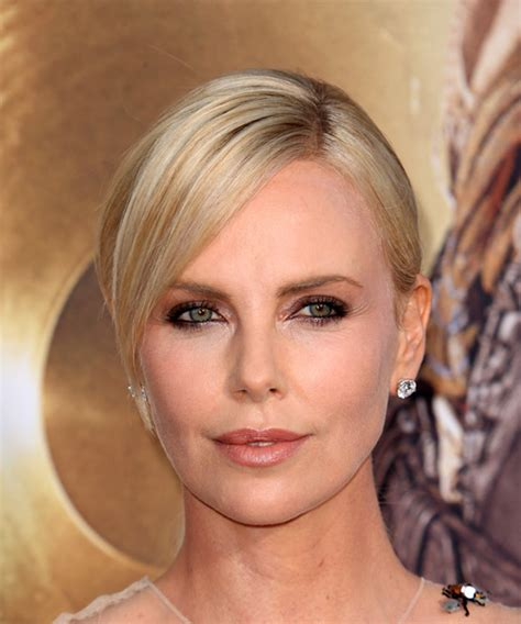 American House Styles Charlize Theron Hairstyles In 2018