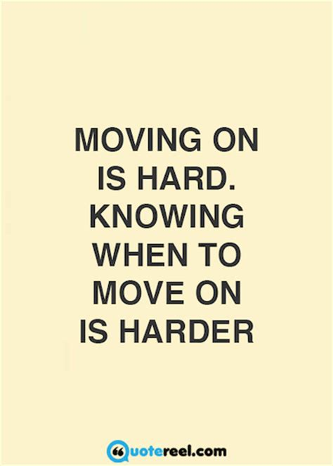 Quotes To Move On