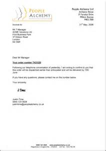 Business Letter Signature Writing Business Letters