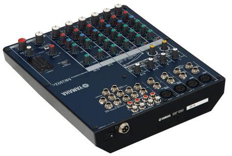 Mixer Yamaha Mg yamaha mg 102 c mixer