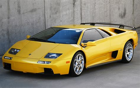 Lamborghini Diablo 6 0 2000 Lamborghini Diablo Vt 6 0 Specifications Photo