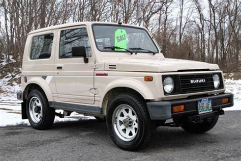 jeep suzuki samurai for sale suzuki samurai for sale michigan carsforsale com
