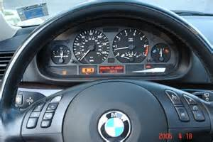 bmw e46 dashboard lights meanings purequo
