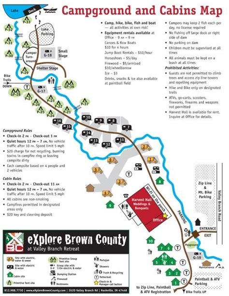indiana resort map 72 best images about indiana michigan cgrounds on