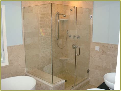 enclosed showers glass enclosed showers home design ideas