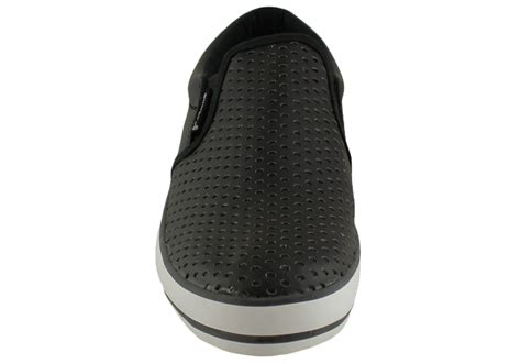 dunlop streamline slip on casual shoes brand house