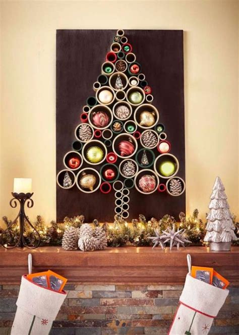 christmas wall decoration ideas 60 wall christmas tree alternative christmas tree ideas