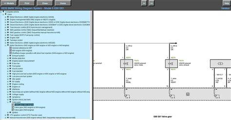bmw vanos wiring diagram free wiring diagrams