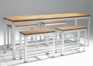 patio bar sets wooden teak wood outdoor bar table set buy outdoor bar tablehigh bar table