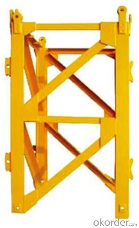 tower crane mast section buy l46c mast section for tower crane price size weight