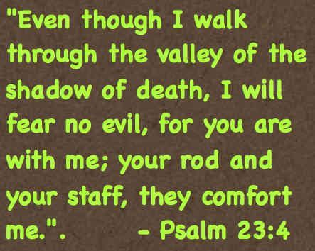 scriptures about comfort in death comforting bible quotes about death quotesgram