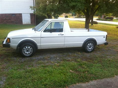 volkswagen rabbit pickup 1981 volkswagen rabbit truck buy classic volks
