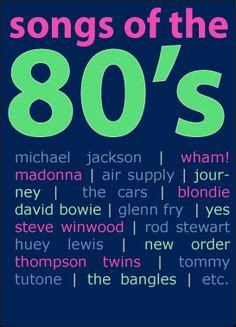 80 S Love Songs Medley Free Download | 1000 images about i love 80 s music on pinterest