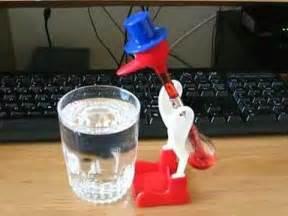 desk bird water dippy bird