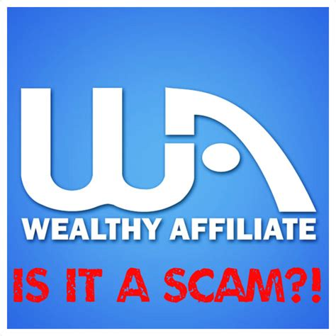 Is Finder Legit Is Wealthy Affiliate A Scam Find Out If You Re Putting Your Money At Risk