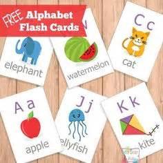 cute printable alphabet flash cards cute kawaii abc alphabet flash cards printable pdf by
