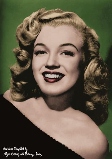 most famous actresses of the 20th century who could resist one of the most famous blondes of the