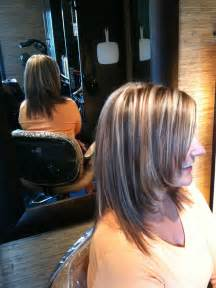 highlights to hide grey in darker hair salt and pepper hair with purple highlights dark brown hairs