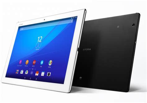 Tablet Sony Xperia Z4 xperia z4 series heading to au in japan xperia